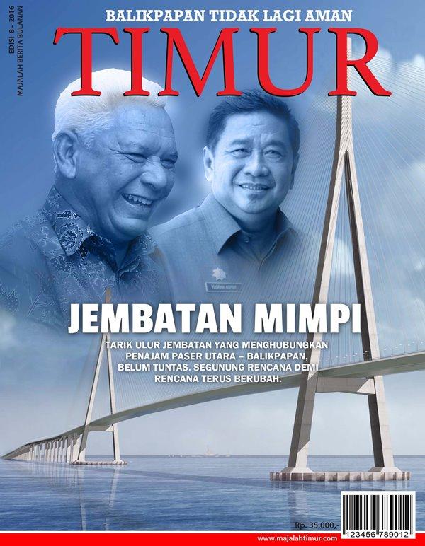 Tarik Ulur Jembatan Molor
