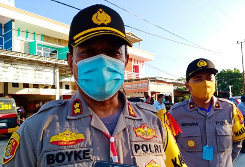 Intensifkan Pengawasan Malam Hari, Polres Bontang Jadwalkan Patroli Rutin
