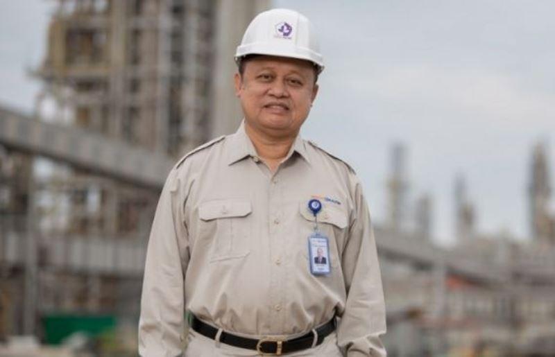 Timur | Kementerian BUMN Angkat Bakir Pasaman Jadi Direktur Utama Pupuk  Indonesia
