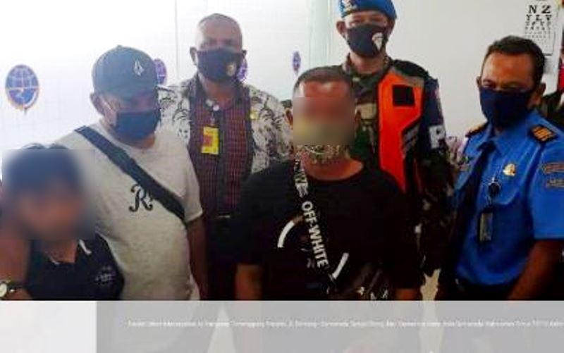 Empat Calon Penumpang Bandara Samarinda Kedapatan Palsukan Dokumen Rapid Test