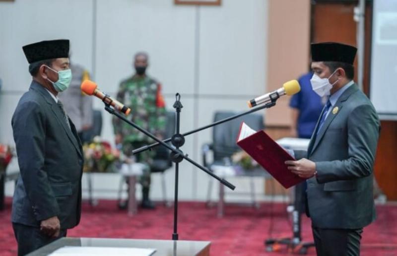 Resmi Gantikan Etha, Sutarmin Siap Lanjutkan Perjuangan di DPRD Bontang